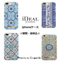 関送込★iDEAL OF SWEDEN★iphoneケース★北欧柄