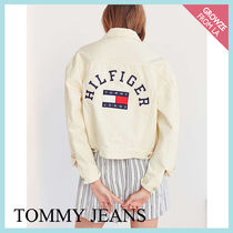 【Tommy Jeans】新色登場☆トミー 90s ロゴ デニム Gジャン