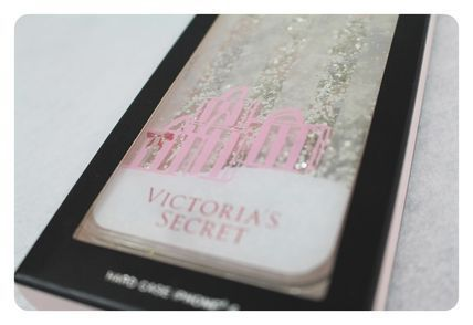Victoria's Secret iPhone・スマホケース 【限定】Victoria's Secret: iPhone 6 Case キラキラケース(4)