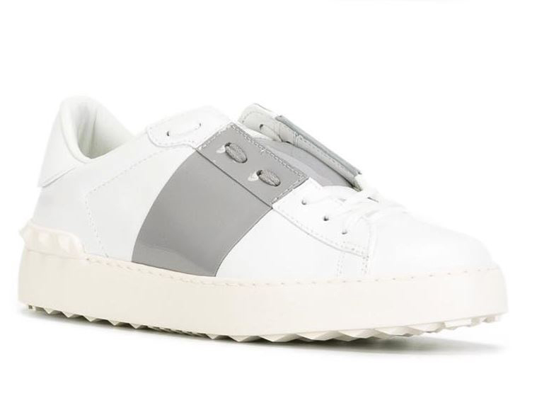 【関税負担】 VALENTINO OPEN SNEAKERS