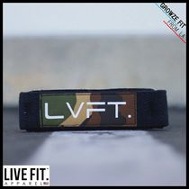 Live Fit(リブフィット) フィットネスその他 LIVE FIT(リブフィット)リフティングストラップ◆Lifting Straps