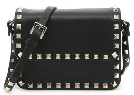 VALENTINO rock studded small cross-body bags