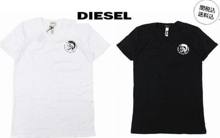 DIESEL V Neck T Shirt 2 colors 2 buy with