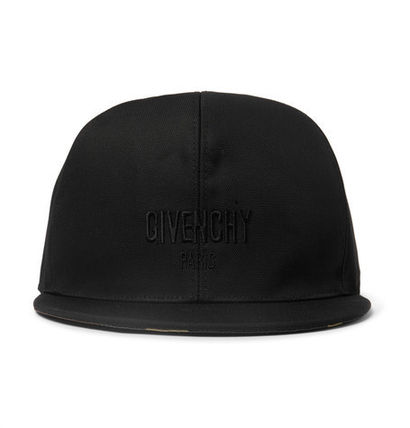AW17 ロゴキャンバスキャップ◆GIVENCHY◆関税送料込