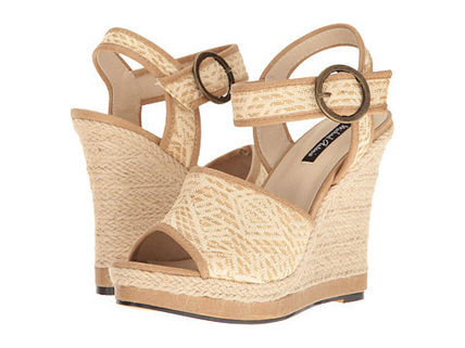 大人気SALE☆Michael Antonio☆ Galleria - Woven Wedge Sandal