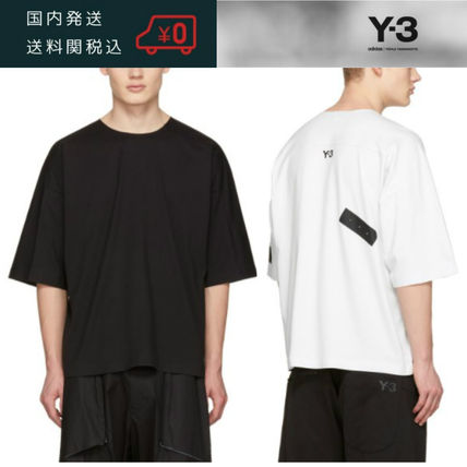 Countries from Y-3 adidas * Skylight short sleeve T shirt *