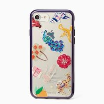 【kate spade】 Jeweled Souk / iPhone 7ケース