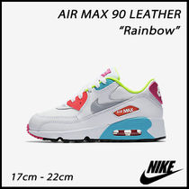 "☆NEW☆ キッズAIR MAX 90 ""Rainbow"" (17cm-22cm)"