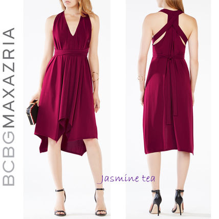 Very GOOD SALE BCBGMAXAZRIA Dara Jersey dress.