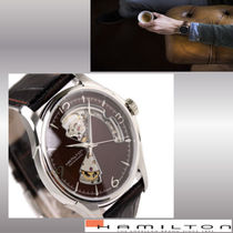 ★レアモデル★Hamilton Men's Watch  JAZZ MASTER   H32565595