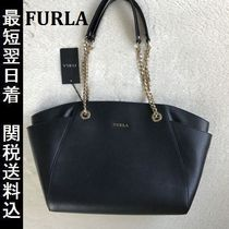 【国内即発】Furla Julia Medium saffiano Leather トートバッグ