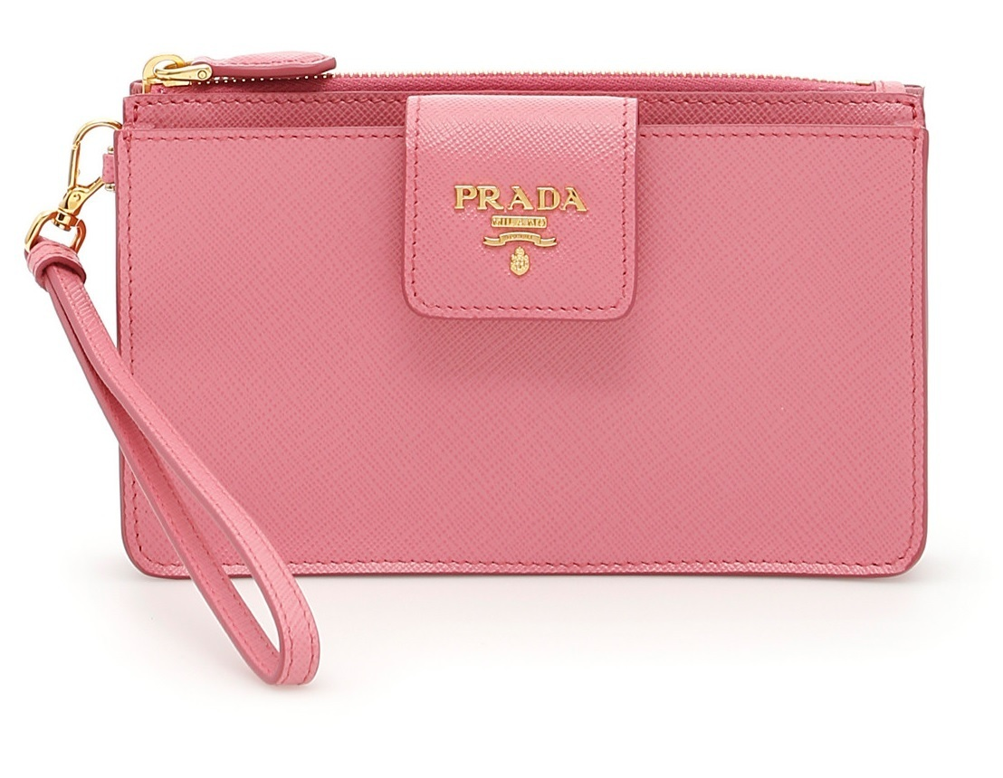 安心の関送込【PRADA】Saffiano  iPhone 6 Plus 全2色