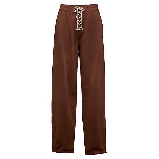 *PUMA×FENTY*FRONT LACING SWEATPANTS FRIAR BROWN