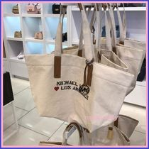 【MICHAEL KORS】地域限定★Extra-Large City Tote★LOS ANGELES