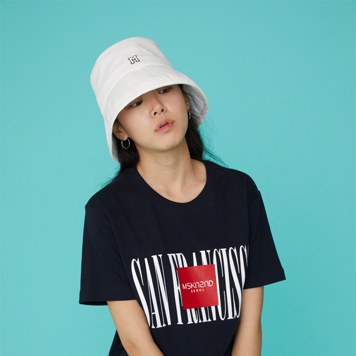 ★MSKN2ND★日本未入荷 ハット MSKN2ND BUCKET HAT【全3色】