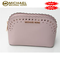 特価!Michael kors  VIOLET CINDY TRAVEL レザー ポーチ