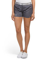 UNDER ARMOUR (アンダーアーマー ) フィットネスボトムス [送料込]アメリカ限定!Play Up Shorts〓