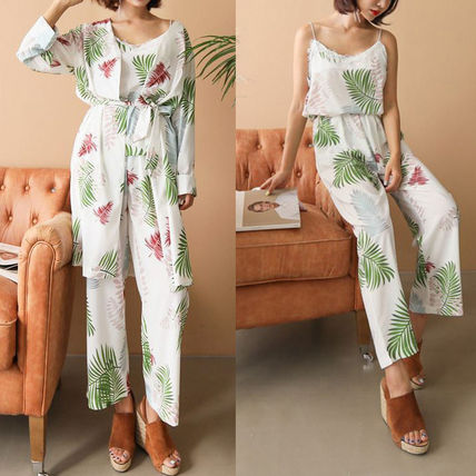 Botanical pattern Romare 3 PCS set b119
