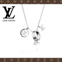 2017SS☆LOUIS VUITTON☆リングネックレス モノグラム