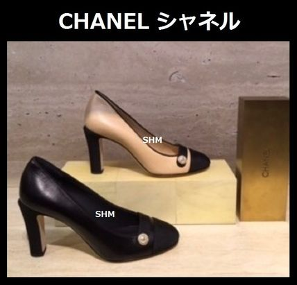 Nice I want is sold out inevitable * elegant pumps * CHANEL