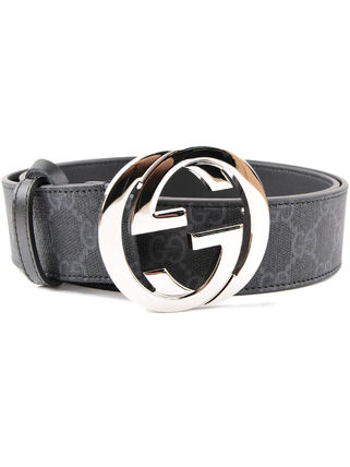 Another GUCCI T.GG SUPREME/SELLERIA BELT