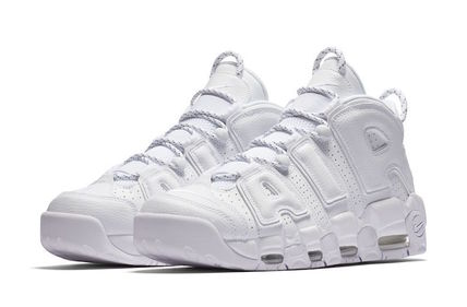 AIR MORE UPTEMPO 96 WHITE ON WHITE 921948-100 アップテンポ