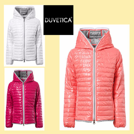 DUVETICA quilted down jacket eeriaj 10-14 A