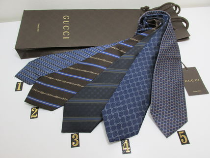 GUCCI sale tie GUCCI retail store did with