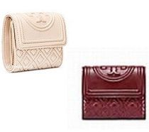 sale!Tory Burch-FLEMING MINI FLAP WALLET