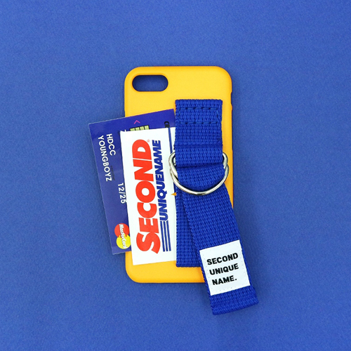 ★NEW!「SECOND UNIQUE NAME」CARD HOLDER CASE★カード収納
