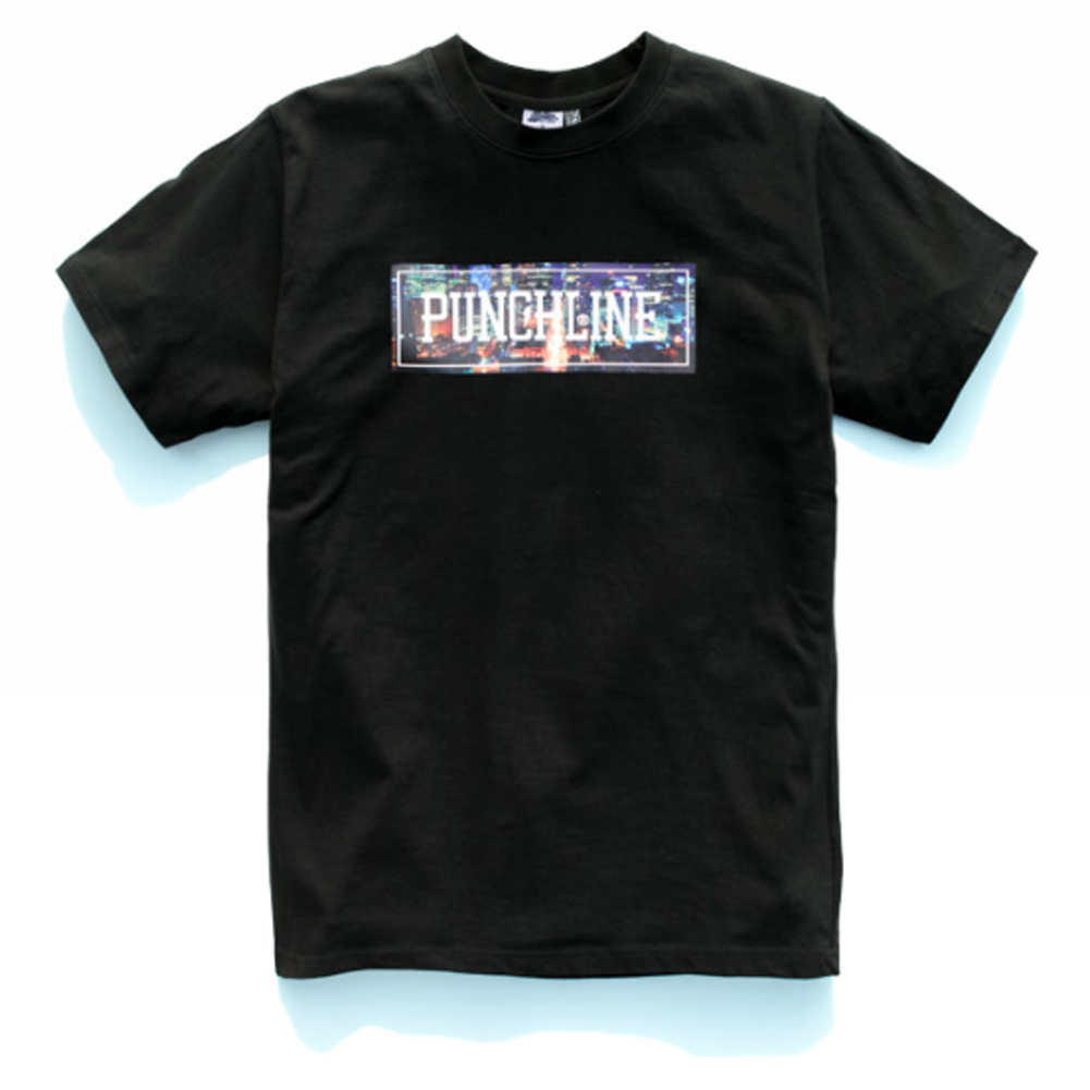 2色★PUNCH LINE★Citylife T-Shirt