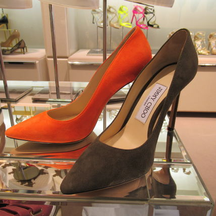 Anomalous ROMY100 is a popular item at the JIMMY CHOO VIP