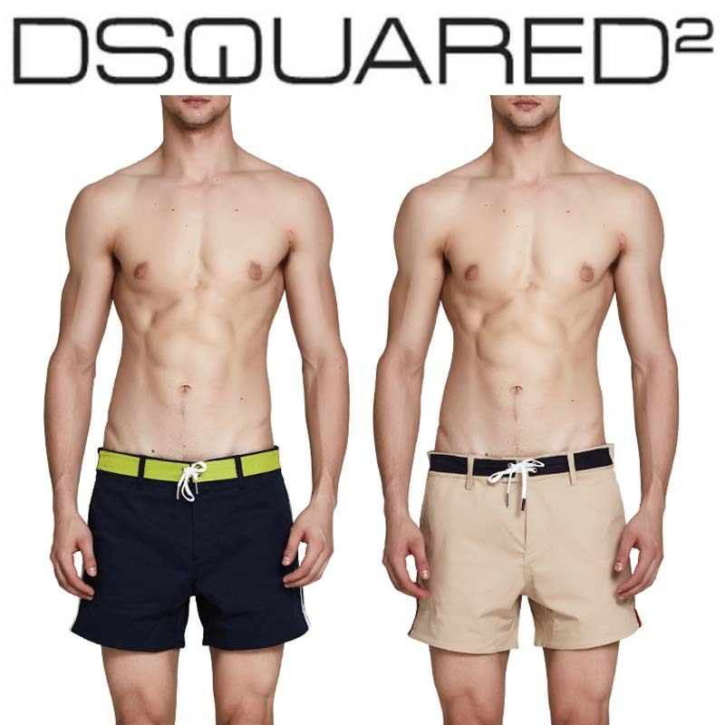 D SQUARED2(ディースクエアード)/メンズ Soldier Beach Pants