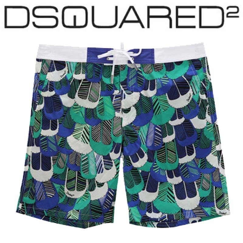 D SQUARED2(ディースクエアード)/メンズ Feather Beach Pants