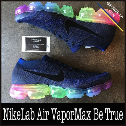 ★【NIKE】追跡発送 ナイキ LGBT Air VaporMax FlyKnit Be True