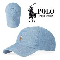 メンズ デニム キャップ★POLO RALPH LAUREN★PONEY DENIM CAP