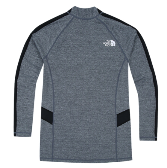 THE NORTH FACE★AMITO ZIP-UP RASHGUARD 男女共用ラッシュ 2色