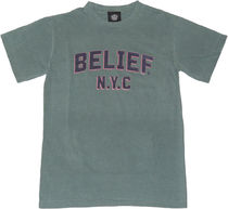 Belief(ビリーフ) Tシャツ・カットソー BELIEF NYC COLLEGE Tシャツ