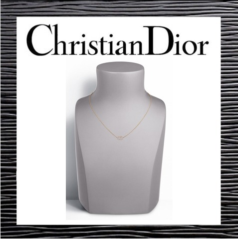 "新作【Christian Dior】★""CLAIR D LUNE"" NECKLACE ネックレス"