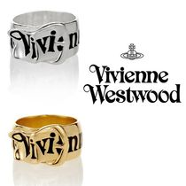 ベルトリング◆Vivienne Westwood◆Silver/Gold BELT RING