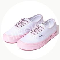 メンズ★Anti Social Social Club Vans DSM Authentic ASSC 白