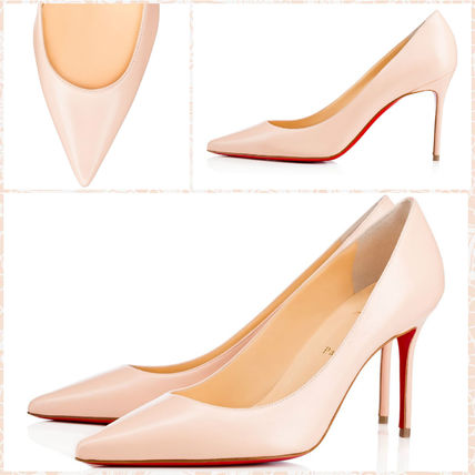 Christian Louboutin パンプス 【ルブタン】Decollete 554 ☆Poudre(ピンク) 8.5cmヒール