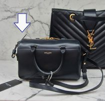 VIP SALE★Saint Laurent DUFFLE 3 ダークネイビー