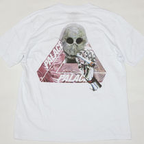 Palace Skateboard Skeleton Joint Tee Logo パレス