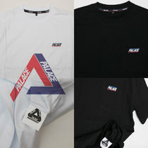 Palace Skateboard Basically A Pocket Tee Logo パレス NY