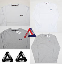 Palace Skateboard Basically A Pocket L/S Tee Logo パレス NY