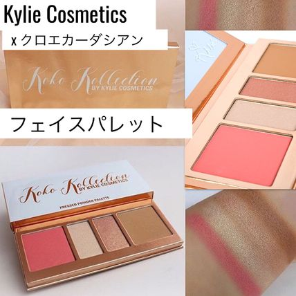 限定☆Kylie Cosmetics☆Koko Kollection☆フェイスパレット