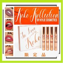 レア人気限定【KYLIE COSMETICS】The Koko Kollection4本セット