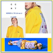 【CCRT】'SERIES 1 TO 10 ver.2' T-SHIRT :4. LAZY    unisex