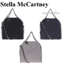 Stella McCartney FALABELLA シャギー ディア tiny トート 3色